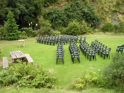 Cafe & Functions outdoor weddings