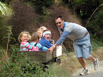 Explore Staglands - Activities for children train