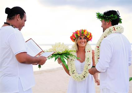 Tikehau Pearl Beach Resort - Wedding