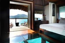 6a - Le Meridien Bora Bora - Premium End of Pontoo Le Meridien Bora Bora