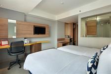 Deluxe Twin Room Swiss-Belinn Simatupang