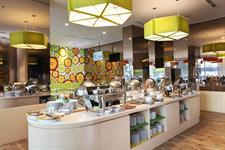 Buffet Breakfast Zest Hotel Sukajadi Bandung