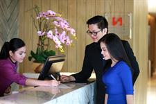Reception Swiss-Belinn Simatupang