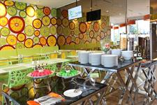 Buffet Breakfast Zest Sukajadi Bandung