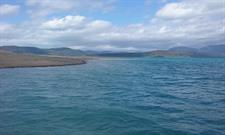 Grassy Island looking South
