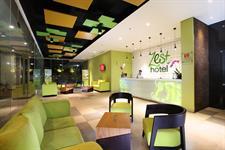 Lobby Zest Hotel Sukajadi Bandung