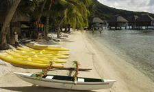 d - Maitai Polynesia Bora Bora - canoes and outrig Maitai Polynesia Bora Bora