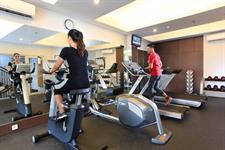 Fitness Centre Swiss-Belinn Balikpapan