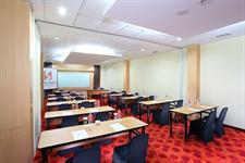 Classroom Style Meeting Room Swiss-Belinn Balikpapan