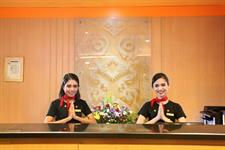 Receptionist Swiss-Belinn Balikpapan
