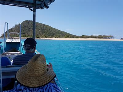 Olden Island - Northern Whiitsundays