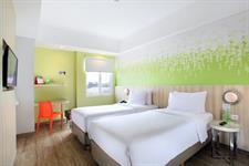 Zest Twin Room Zest Hotel Sukajadi Bandung