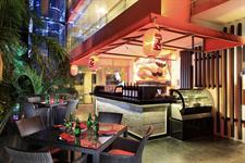 Restaurant Corner Swiss-Belhotel Silae Palu