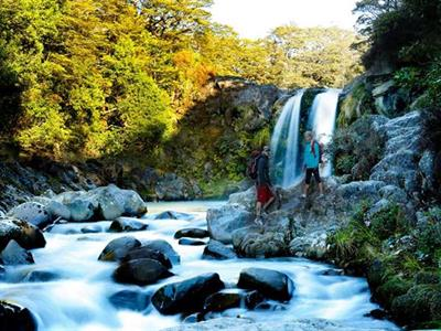 Tawhai Falls, Tongariro National Park
