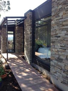 House renovation using Hyde Schist