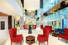 Lobby Swiss-Belhotel Balikpapan