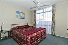 Unit 7 main bedroom