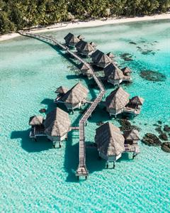 Tikehau Pearl Beach Resort - Rooms - Overwater Suites