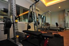 Everett Gym Swiss-Belhotel Balikpapan