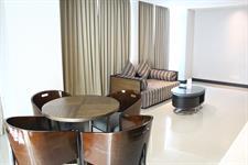Business Suite Living Room Swiss-Belhotel Balikpapan