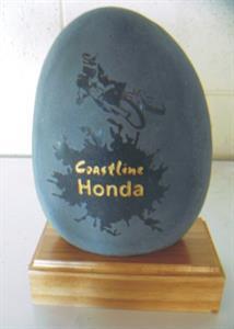 Moto Cross trophy A World of Stone