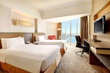Deluxe Twin Room Swiss-Belhotel Balikpapan