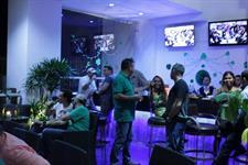 Patio Pool Side Cafe Swiss-Belhotel Balikpapan
