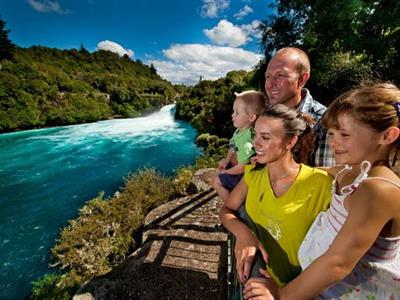Huka Falls Rock Carvings and Beyond