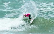 Surfing at the Mount