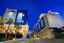 1 - Hotel Building Swiss-Belinn Balikpapan