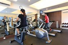 Gym Swiss-Belinn Balikpapan