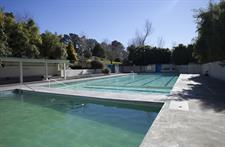 A range of our mineral thermally heated pools