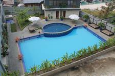 Swimming Pool Swiss-Belinn Pangkalan Bun