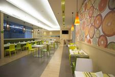 Citruz Restaurant Zest Jemursari
