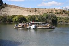 Waimarie passing the park