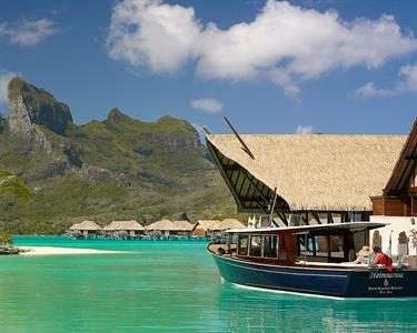 d - Four Seasons Resort Bora Bora - Resort's shutt