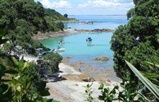 Tititiri Matangi Island Swiss-Belsuites Victoria Park, Auckland, New Zealand