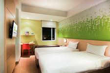 Zest Twnin Room