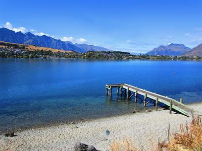 Jetty Villa del Lago