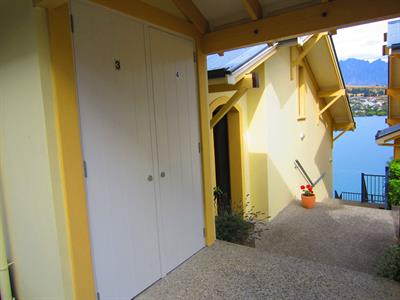 Facilirties Exterior lockers