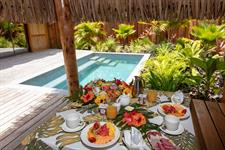 Garden Pool Villa - Bora Bora Pearl Beach Resort & Spa Bora Bora Pearl Beach Resort & Spa