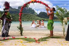 g - Sofitel Bora Bora Private Island - Wedding Arc