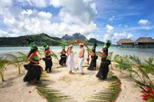 g - Sofitel Bora Bora Private Island - wedding cer