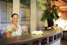 Le Tahiti by Pearl Resorts - Reception Le Tahiti by Pearl Resorts