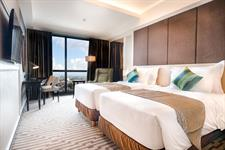 Deluxe Twin Room Swiss-Belboutique Yogyakarta