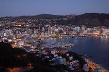 Wellington Harbour, Wellington
