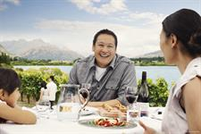 Dining in Central Otago