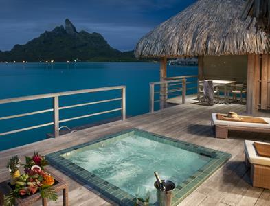 5a - SRBBR- Overwater Premier Otemanu Villa with W St. Regis Bora Bora Resort