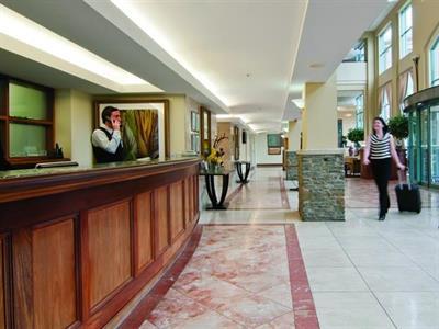 Hotel Reception Millennium Hotel Queenstown