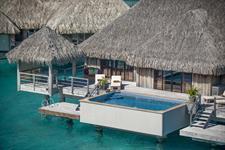 6a - SRBBR- Overwater Royal Otemanu Villa with Poo St. Regis Bora Bora Resort